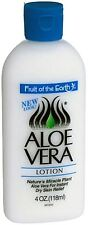 Fruit of the Earth Aloe Lotion Skin Cooling 4 oz