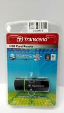 Transcend Multi TS-RDP5K Kartenlesegerät USB 2.0 Schwarz