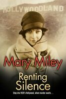 Renting Silence by Mary Miley Theobald 9780727895561 | Brand New