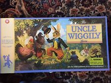 Uncle Wiggily 2009 Board Game Classic Childrens Rabbit Dr Possum