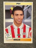 1995 Panini Voetbal Soccer Ronaldo ROOKIE RC #78 Ultra Rare SP