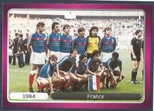 PANINI EURO 2012- #525-CHAMPIONSHIP WINNERS-1984-FRANCE