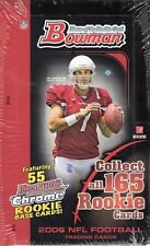 2006 BOWMAN HOBBY FOOTBALL SEALED BOX