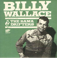 BILLY WALLACE - WHAT'LL I DO / BURNIN' THE WIND + 2 (New Rockabilly EP)