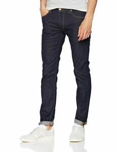 Lee Men's Luke Slim Tapered Fit Jeans Blue Rinse - Size 32 W 36 L / 32/36 – BNWT