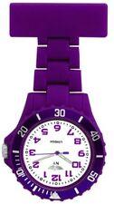 Prince NY London Gummierte Rotierend Unisex Schwesternuhr Uhren in vielen farben