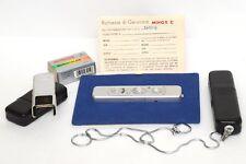 Minox C 8x11 Spy Camera Rimanenza di Magazzino/NOS da Collezione