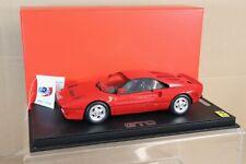 BBR MODELS P18112 1:18 SCALE 1984 FERRARI 288 GTO RED MINT BOXED nv