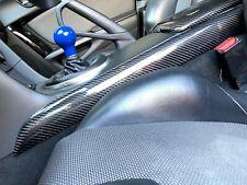 Carbon fiber center console side panels for Mazda RX-8 RX8 SE3P 4 pieces