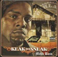 Keak da Sneak - Mobb Boss [New CD] Explicit