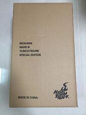 Hot Toys MMS 256 D07 Iron Man Mark 3 iii Diecast Tony Stark (Special Version)