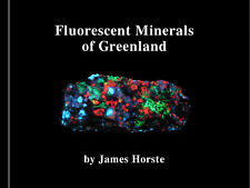 JH13811 Book: Fluorescent Minerals of Greenland