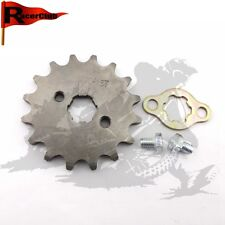 420 16T 17mm Pignone catena anteriore Per 50  70 90 110 125cc ATV Pit Dirt Bike