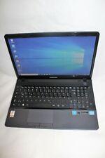 Notebook Laptop Samsung NP-300E5 80GB SSD 4GB RAM Win10 15,6 Zoll Office13 Top