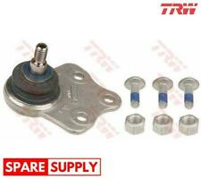 BALL JOINT FOR MERCEDES-BENZ TRW JBJ783
