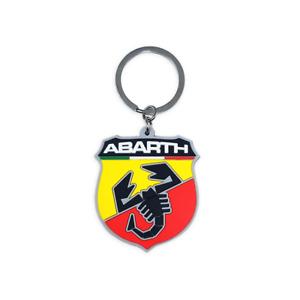 Portachiavi Abarth Scudetto Ufficiale