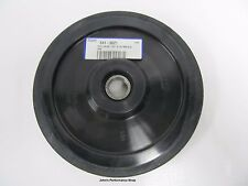 "Black Snowmobile Idler Wheel 7.01"" X 20MM 541-5021"