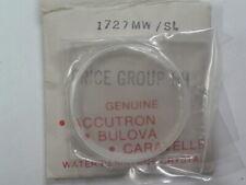 NOS Vintage Accutron  1727MW/SL Crystal       bul-27