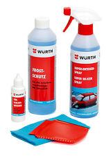 Würth Auto PKW Kfz Top Winterset Winterfest 5 tlg Enteiser Scheiben Frostschutz