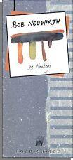 Bob Neuwirth - 99 Monkeys - New 1990 Long Box CD!