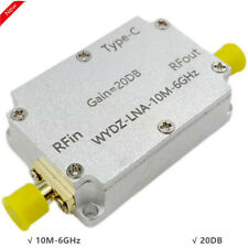 10m 6ghz 20db Low Noise Amplifier Gain Lna Rf Signal Driving Receiver Front End