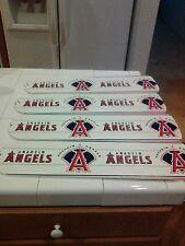 Anahiem Angels Ceiling Fan 20 1/2 Inch Blades  (4)
