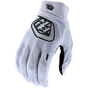 Troy Lee Designs Air Gloves TLD Mx Motocross Dirt Bike Enduro Mtb Dh SOLID WHITE