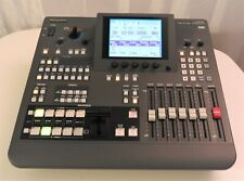 PANASONIC AG-MX70 DIGITAL AUDIO VIDEO AV PROFESSIONAL 8 CHANNEL MIXER WITH CASE