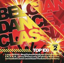 Belgian Dance Classix vol. 2 (5 CD)