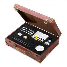Winsor & Newton Suitcase Set - Artists Quality Professional Water Colour
