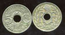 5 CENTIMES  lindauer 1920 grand module  ( bis )