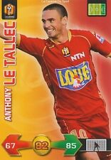 ANTHONY LE TALLEC # FRANCE LE MANS.UC MUC CARD CARTE PANINI ADRENALYN FOOT 2010