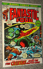 Fantastic Four #126 Color Swipe From #1 Glossy Nm 9.4