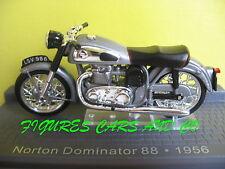 MOTO CLASSIQUE 1/24  NORTON DOMINATOR 88  1958  MOTORCYCLE MOTORRAD