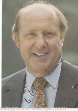 Werner Marx CDU  TOP AK Original Signiert +7695