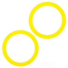 2-Pack Equivalent to Kohler-GP1059291 Canister Flush Valve Seal For Toilets New