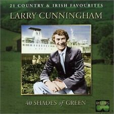 Larry Cunningham-40 Shades of Green CD