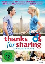 Thanks for Sharing (2014) - DVD * Neuwertig*