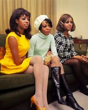 "Diana Ross and the Supremes 10"" x 8"" Photograph no 335"
