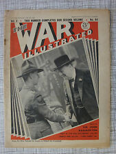 The War Illustrated # 44 (Dunkirk, South Africa, Malta, Anderson Shelter, Blitz)