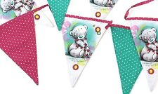Me to You Tatty Teddy Bunting. Sketchbook Fabric. Cute Party & Room Decoration