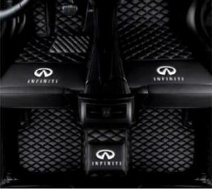 For 2003-2021  Infiniti all models Luxury custom waterproof Car floor mats