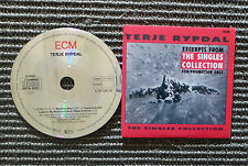 "CD AUDIO INT/ TERJE RYPDAL ""THE SINGLES COLLECTION CD 3T 1989 ECM GERMANY  RARE"
