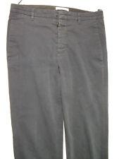 Orig.PRADA - blaue hochwertige  Hose mit Elastan Gr. 38 neuw.