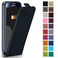 360 Grad Schutz Hülle für Samsung Galaxy S7 Klapp Hülle Etui Komplett Flip Case
