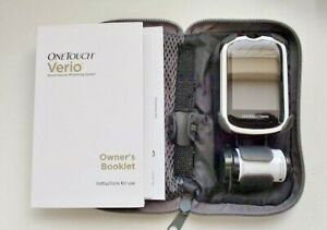 OneTouch Verio Blood Glucose Diabetic Meter/Monitor/System - BRAND NEW