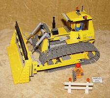 LEGO Sets: Town: City: Construction: 7685-1 Dozer (2009) 100% BULLDOZER!