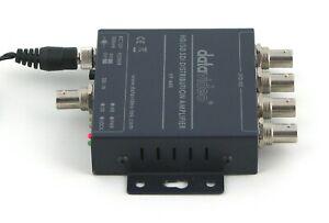Datavideo VP-445 4-Way HD / SD SDI Distribution Amplifier