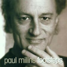 PAUL MILLNS - FOOTSTEPS  CD NEU