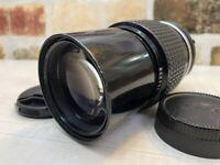 [Exc5] Nikon NIKKOR Non-Ai 200mm f4 MF Telephoto Lens From Japan #484